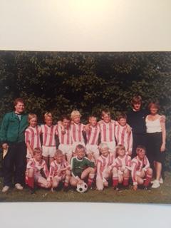 Guld ved Odsherred Cup 1984
